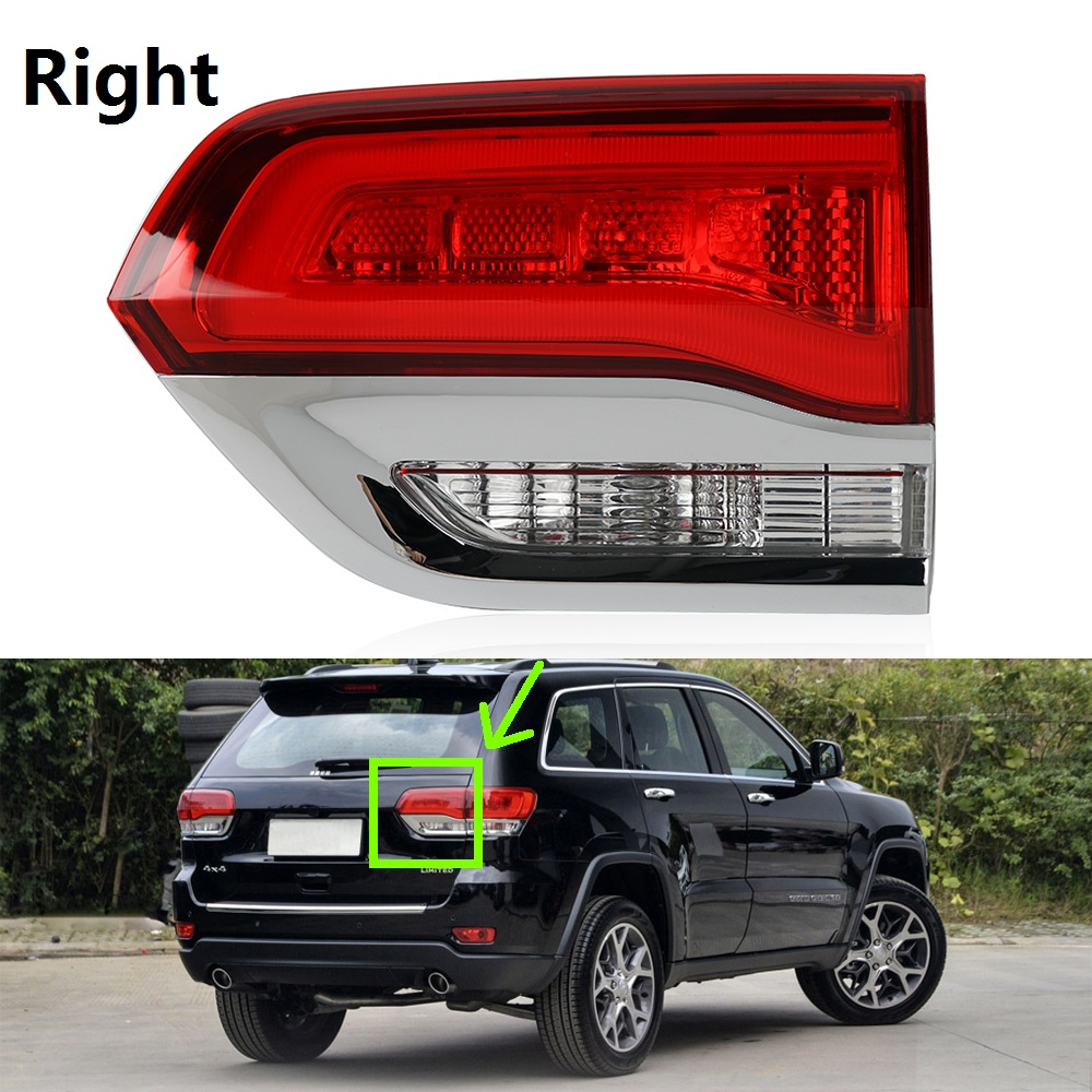 Tail Lamp Assembly Rear Right For 2013 Jeep Grand Cherokee